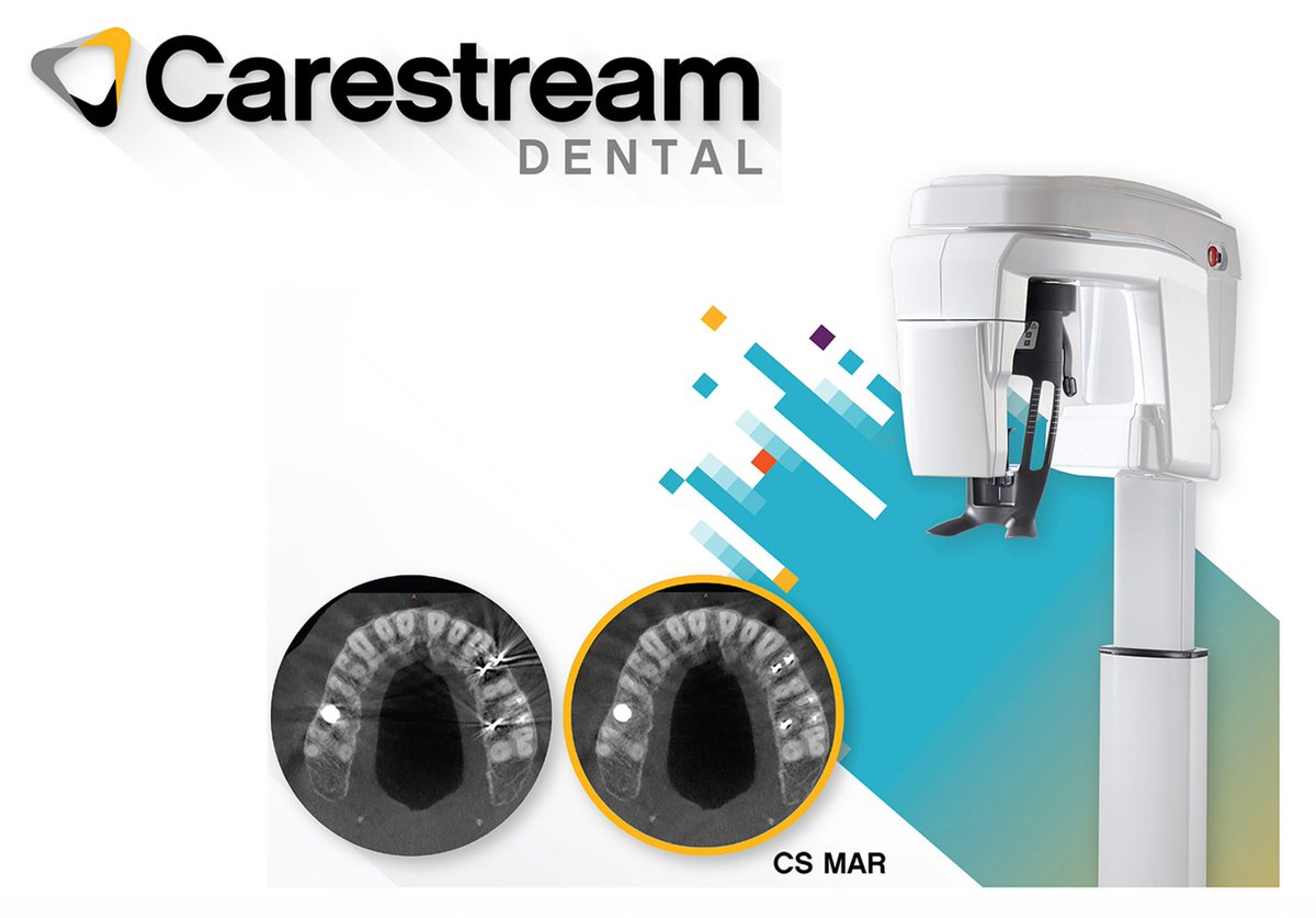 See things differently https://t.co/kzMc5xgA0T Diagnostic imaging has never been simpler than with the new CS 8100 3D Evo Edition from Carestream Dental.  An accessible, stress-free imaging unit that seamlessly combines both 2D and 3D imaging capabilities, the CS 8100 3D Evo... https://t.co/uVyNV5WYYF