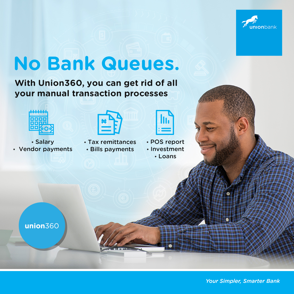 Stay on top of all your business transactions with Union360. Automate your payroll, vendor and supplier payments and generate all the reports you need.   Click here to get started>   #UnionBank #SmartBank #MobileBank #Bankfromhome #YourSimplerSmarterBank
