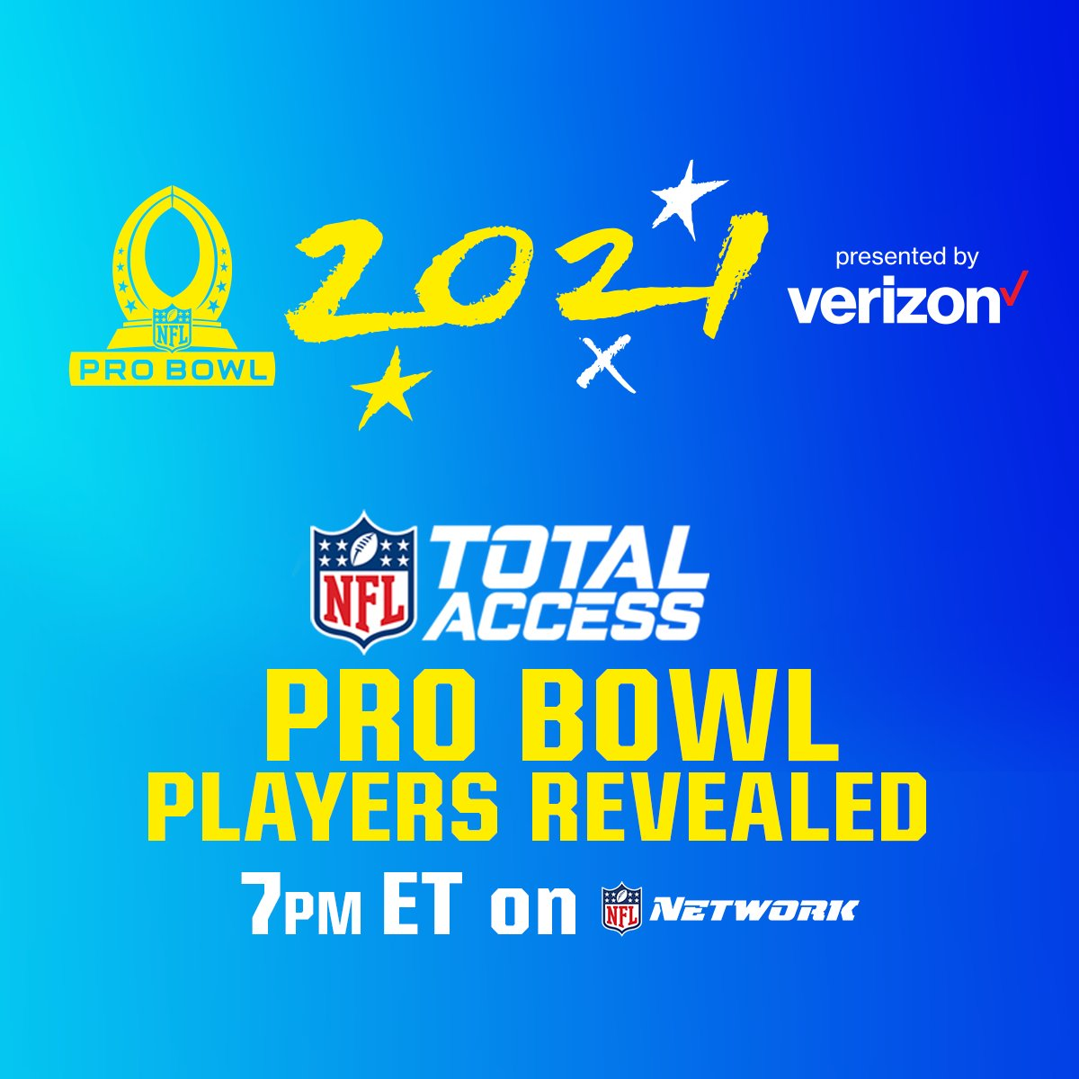 Who's been voted to the 2021 Pro Bowl? 👀  Tune in TONIGHT to find out!  📺: @NFLTotalAccess: Pro Bowl Players Revealed | 7pm ET on NFL Network