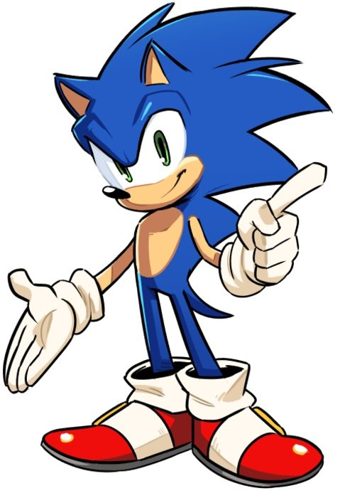 Replying to @SoncWRLD: Retweet for        Like for    Sonic 😎         MAPs 🤢