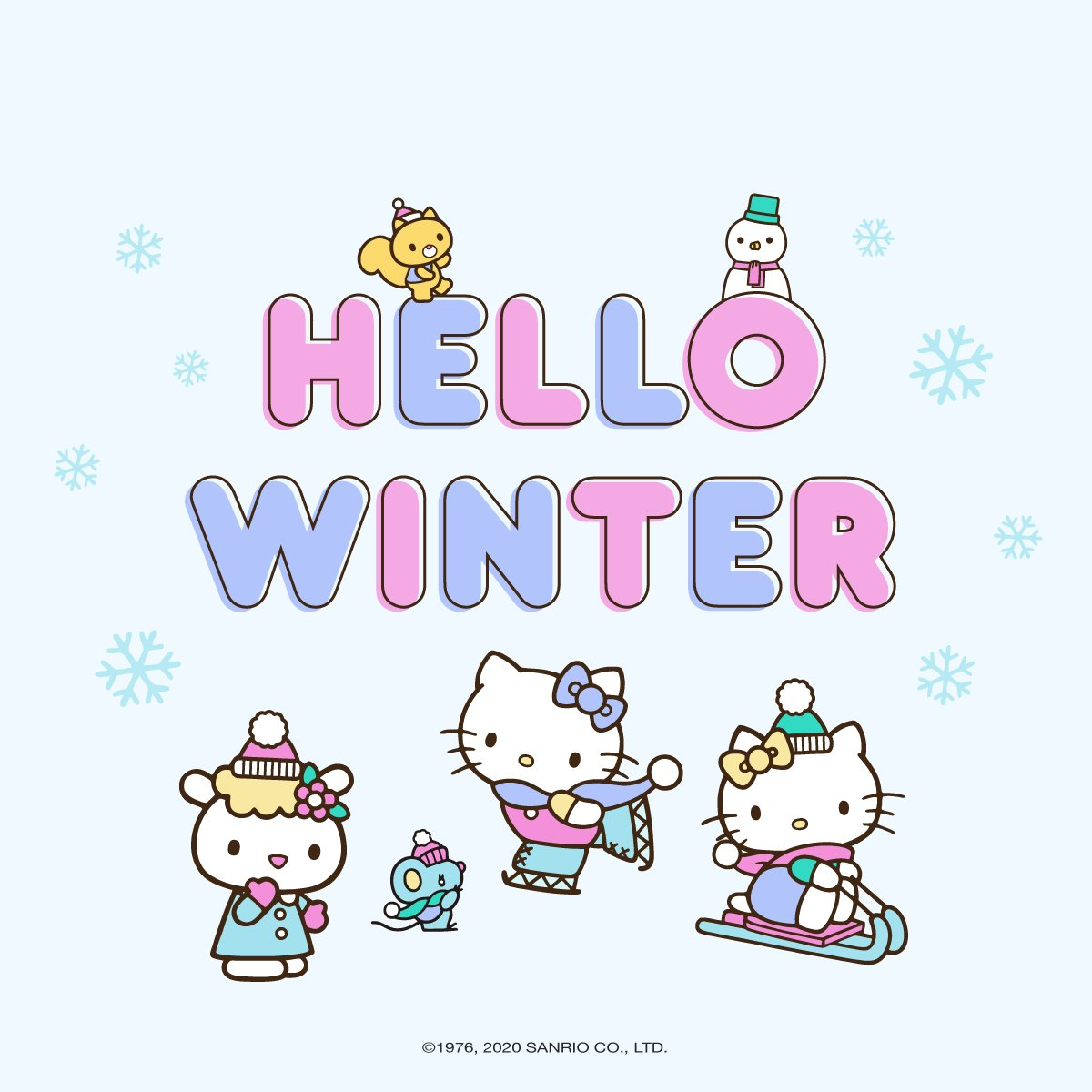 Happy #FirstDayofWinter! ❄️💕 What's your favorite winter activity?