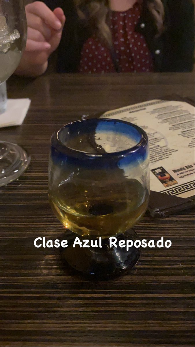 One of the finest tequilas #claseazul