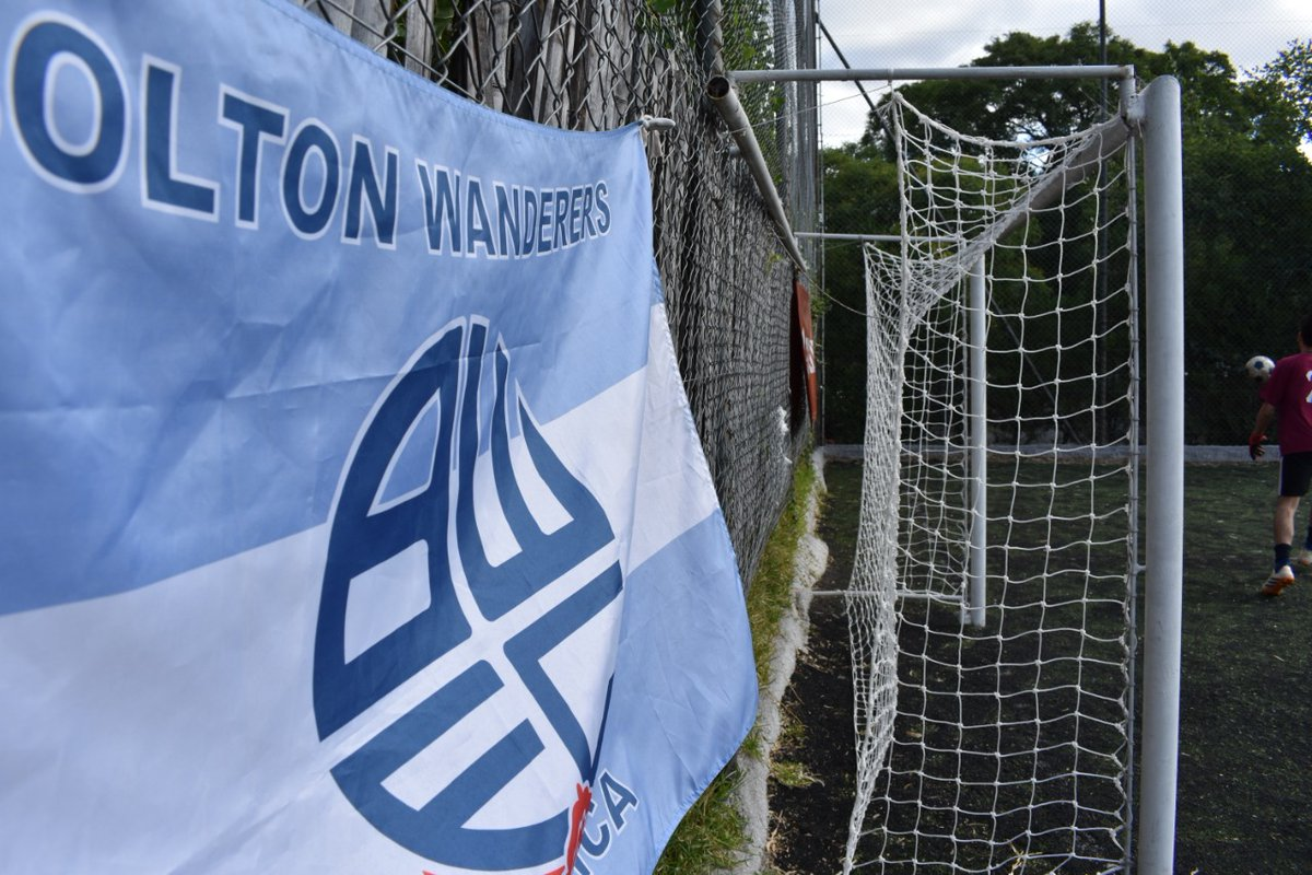 """Bolton Latinoamerica on Twitter: """"@OfficialBWFC Once in Never Out 💙 In  Argentina we represent Bolton with @BWFCArgentina 🇦🇷🐘 We are the one and  only Wanderers 🎶 #BWFC 🏰💪… https://t.co/Af2wjsQXKA"""""""