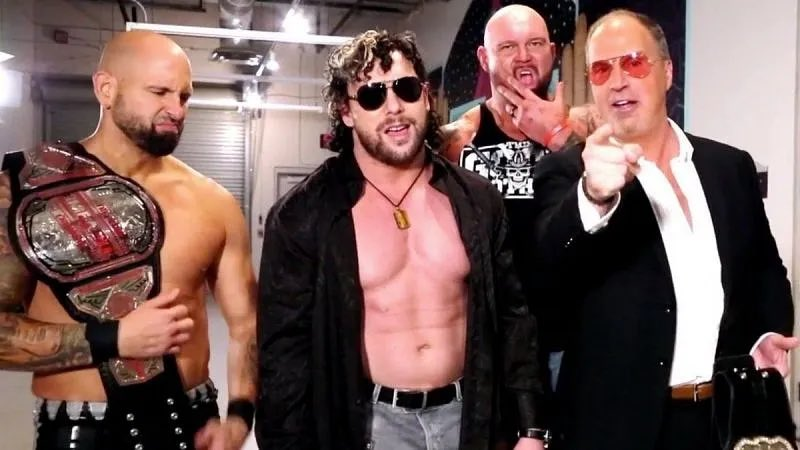 Possible Name For Kenny Omega's Group In Impact Wrestling