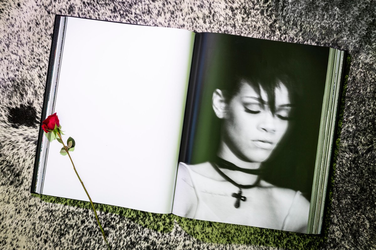 All hail Rihanna: Queen Size. The statement volume for Rihanna fans, this luxury, queen-size edition is limited to 500 copies worldwide. bit.ly/2KOvXMH @rihanna