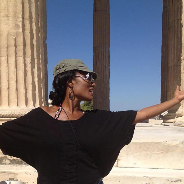 #Greece was a time! #JetSetJasmine time travel with me https://t.co/B8g2af8X1C https://t.co/moaGDDcU