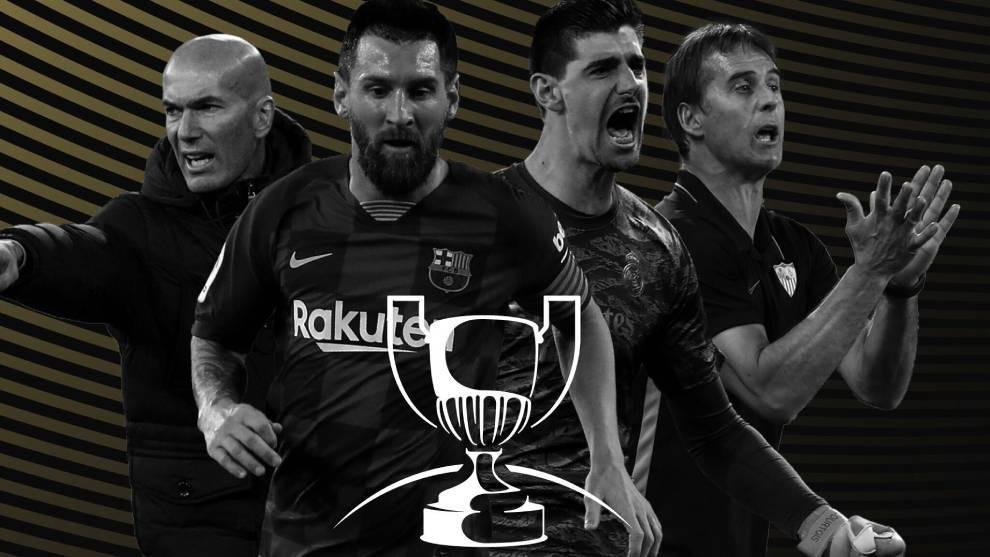 La gala de los #PremiosMarca2020 del fútbol español: Messi, Courtois y Benzema, los mejores de @LaLiga