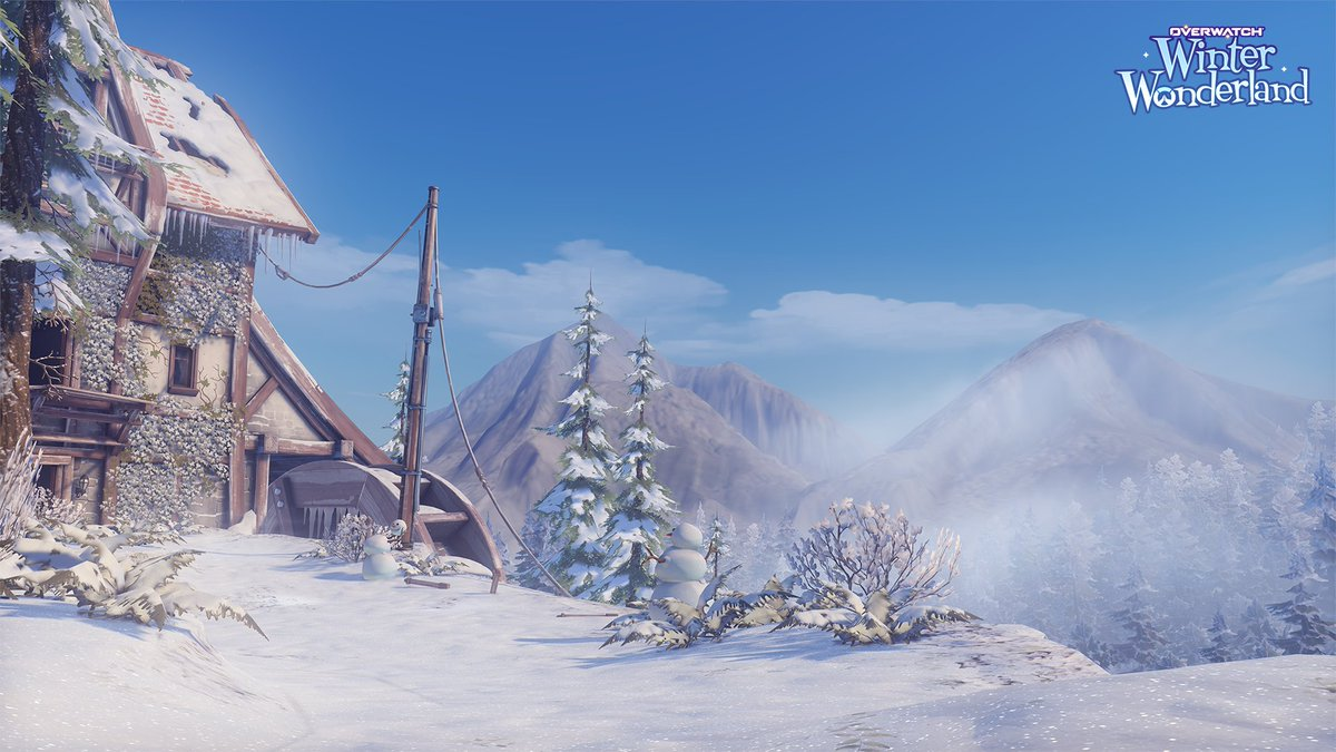 These views are thaw-dropping!  Chill on the snowy mountainside or experience the Northern Lights with these Winter Wonderland-themed video call backgrounds!
