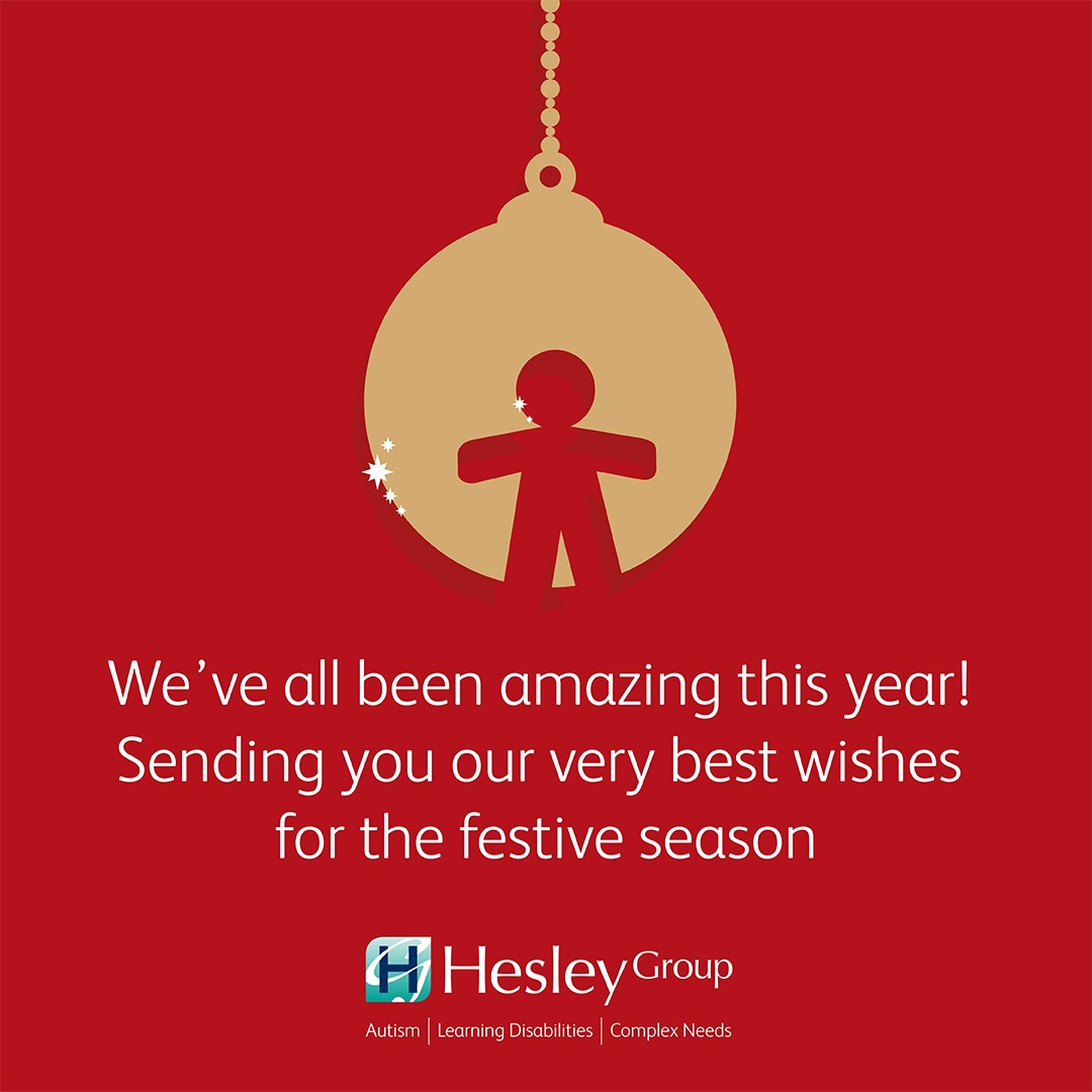 Our staff have risen to a challenging year going above & beyond, supporting each other & the people in our care through some difficult times. It's why we can truly say that they are all #amazingpeople. Wishing everyone a happy & healthy Christmas. #YorkshireIs #CARE #amazingstaff