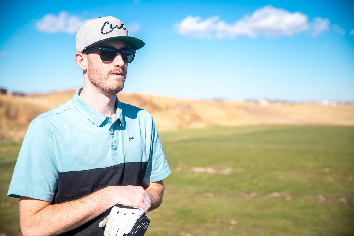 Sure, its winter but days on the course in short-sleeves will be here before you know it. Pick up a Cut polo today for less than $45!