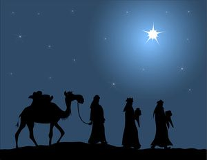 """In this time of COVID-19, may the glimpse of the ""Christmas Star"" remind each of you of the faith of the Wise Men -  we will get through this journey together!"" Great #LasallianAdvent message from Mr. Keough"