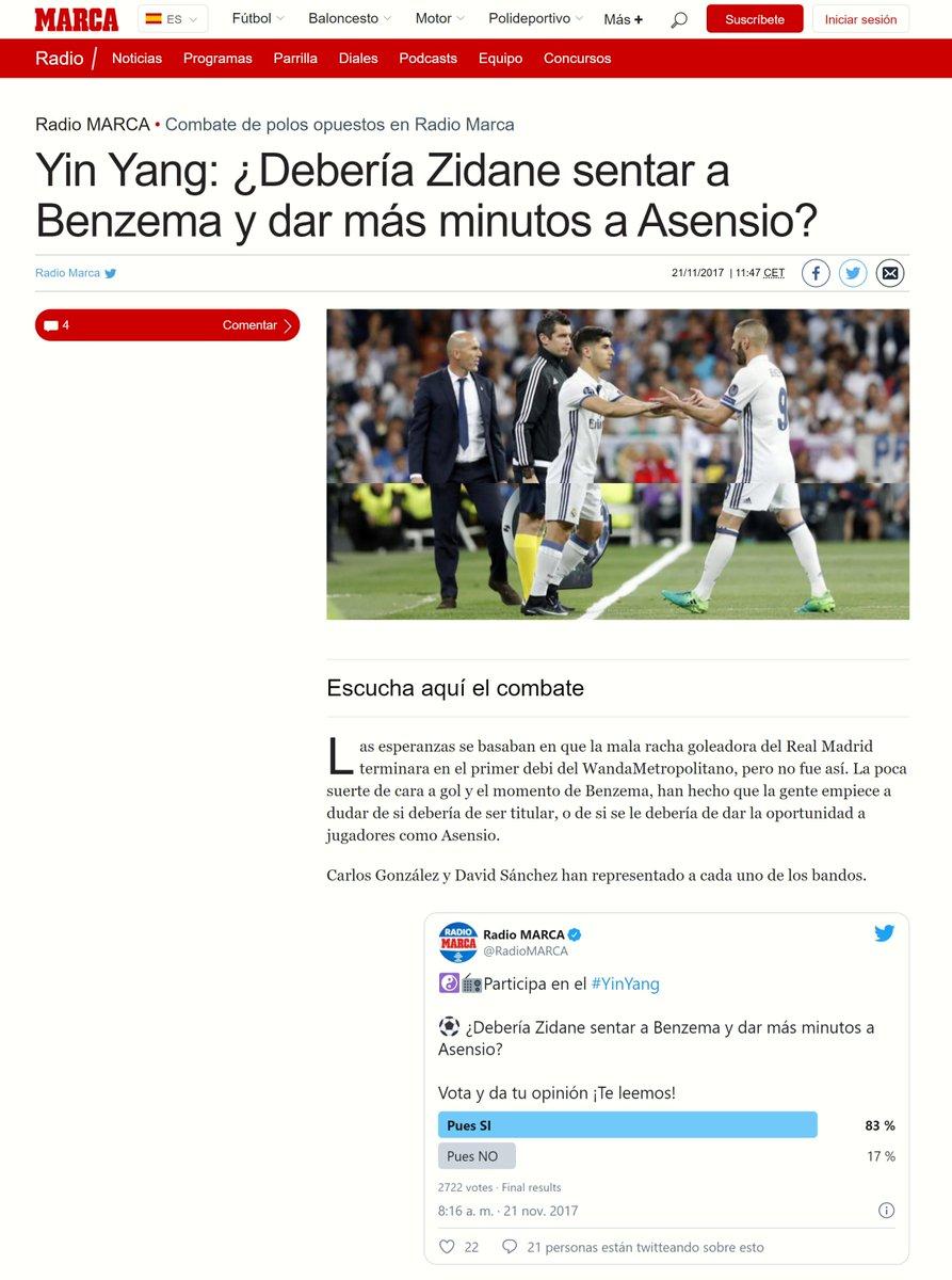 @marca @Benzema