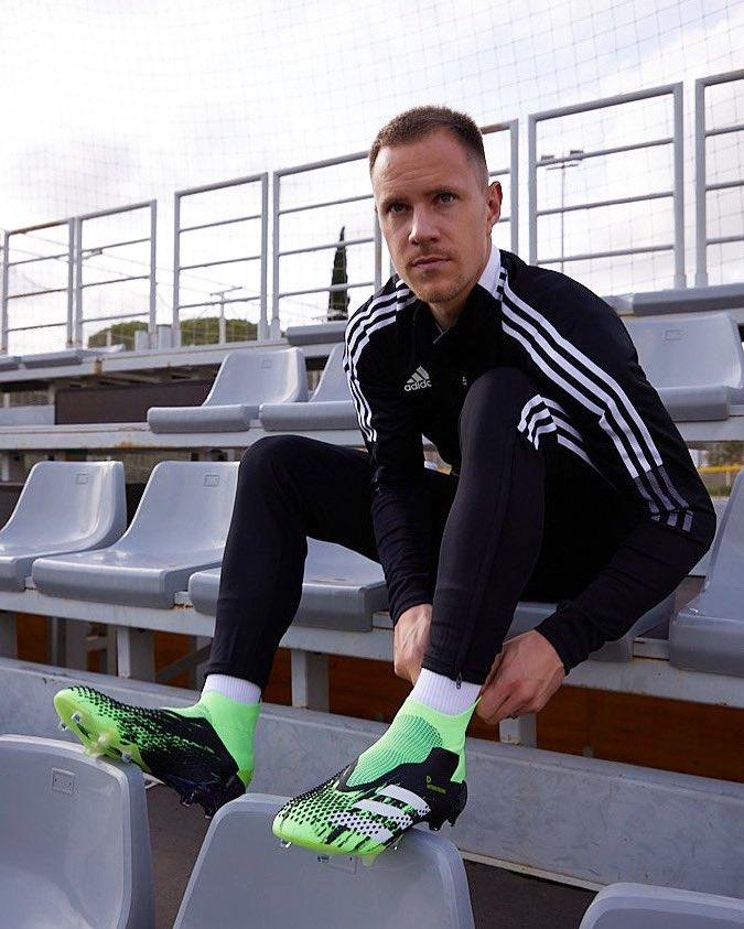 No game without my predators! #Predator @adidasfootball