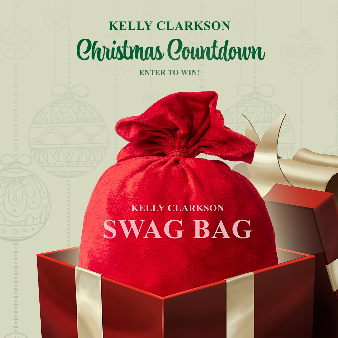 This swag bag is gonna be filled with so many awesome items! I think y'all will enjoy it... and one lucky person has the chance to win this prize! Enter now for Day 10 of the Kelly Christmas Countdown at .