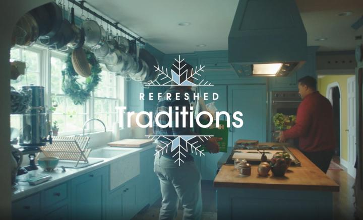 Winter is the perfect time for cooking up new dishes, so professional chefs Brent & Juan Reaves welcomed us into their kitchen to share some fresh takes on traditional meals.