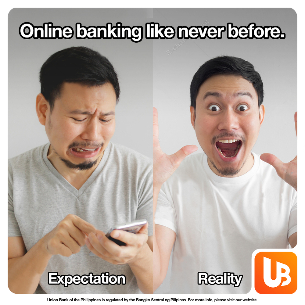 Long holiday? No problem! Expect nothing but the best banking experience with UB Online. DL the app and open an account to #BankFromHome for real!  Download the UB app now! App Store and Google Play:  Huawei AppGallery: