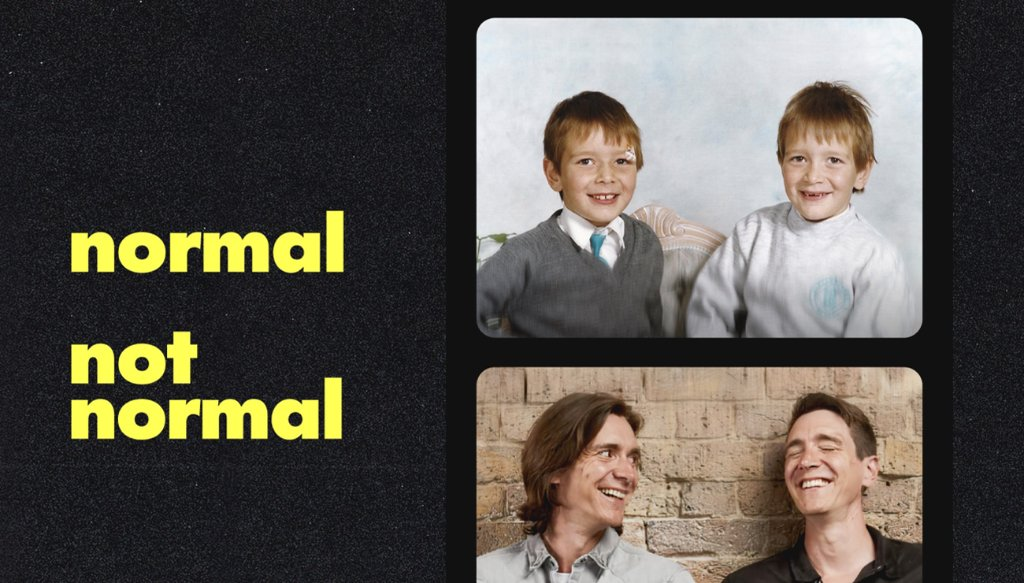 "After growing up on the set of Harry Potter, @James_phelps and @oliverphelps are thinking about what it means to have a ""normal"" childhood. They talk to other friends who stepped into the limelight at a young age and find out what normal means to them."