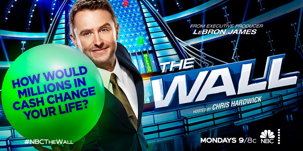 What would you do with a million in cash? Watch #NBCTheWall Mondays 9/8c on @nbc.