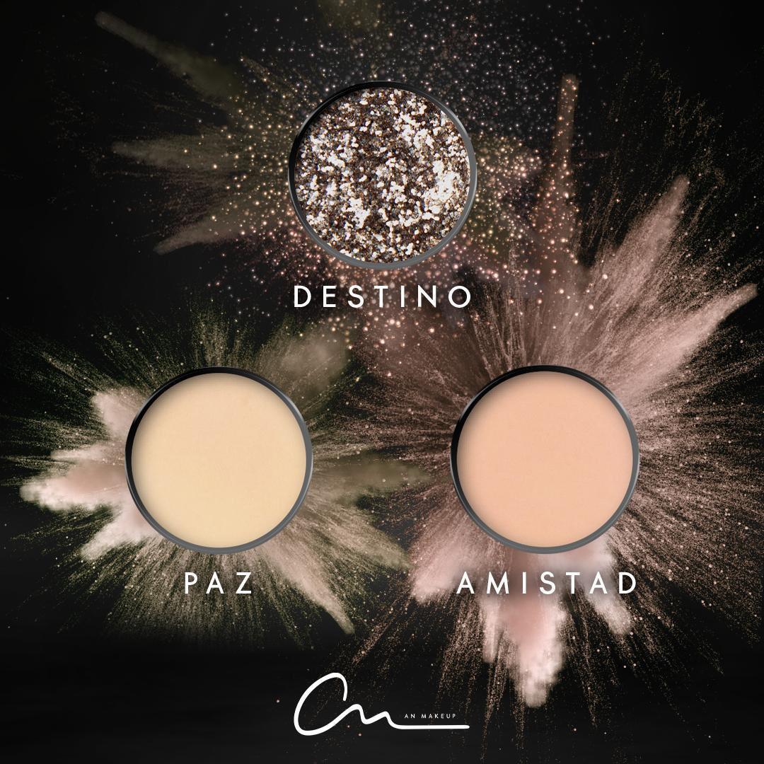 New year, new glam ✨ ¿Qué tal estos colores para iniciar la semana?  #MIAPALETTE   ➡️ consíguela online dando click en el link de nuestro perfil o en @mercadolibre.mx   #anmakeup1111 #BecomeYourDream @anahi . . . . . #makeuplovers #makeupartists #makeupdreamers #makeup
