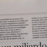 Image for the Tweet beginning: Il #rappcoop20 sul @Corriere in