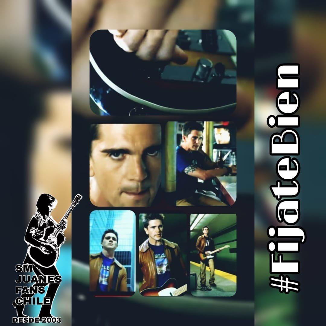 Primer Martes del Año Juanáticos 🙌🏼 hoy recordamos la primera canción como solista de nuestro @Juanes en su Primer Álbum #FijateBien, año 2000.  #Juanes #FelizMartesATodos #MiAlbumFavorito #MiDiscoFavorito #FelizMartes #JuanesChile #SMJuanesFansChile #DeColombiaParaElMundo