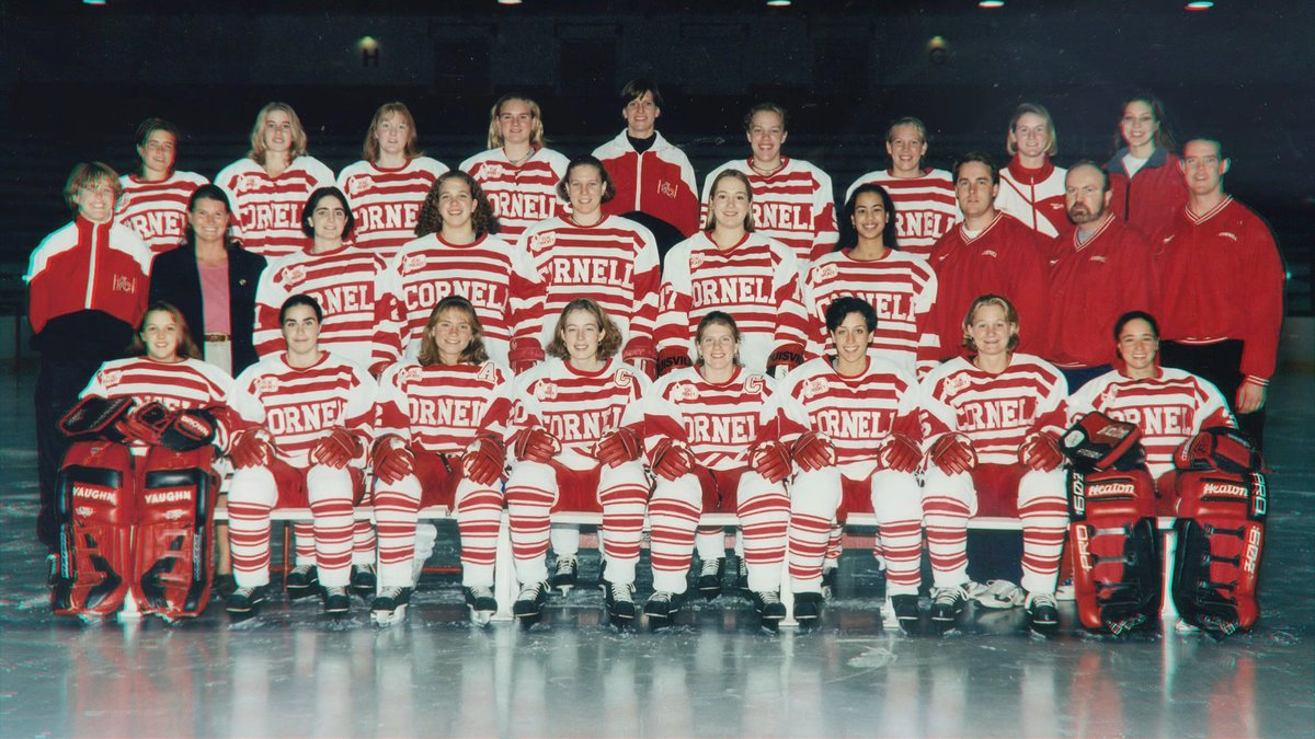 WIH: Meet the @CornellWHockey team by viewing the roster and reading some bios on these spectacular student-athletes! #TeamTuesday #YellCornell    LINK: https://t.co/yZrN60TPtN https://t.co/zfB1BDEPvf