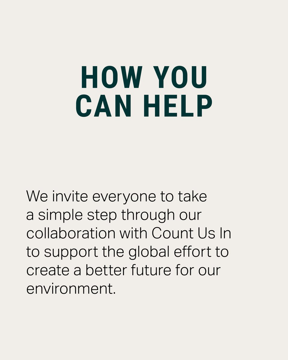 Discover how you can take part in supporting the global effort to repair our planet today: