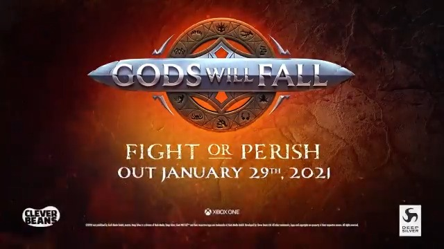 Gods Will Fall (@Gods_Will_Fall) is now available for Digital Pre-order and Pre-download on Xbox One and Xbox Series X|S (two editions to choose from)