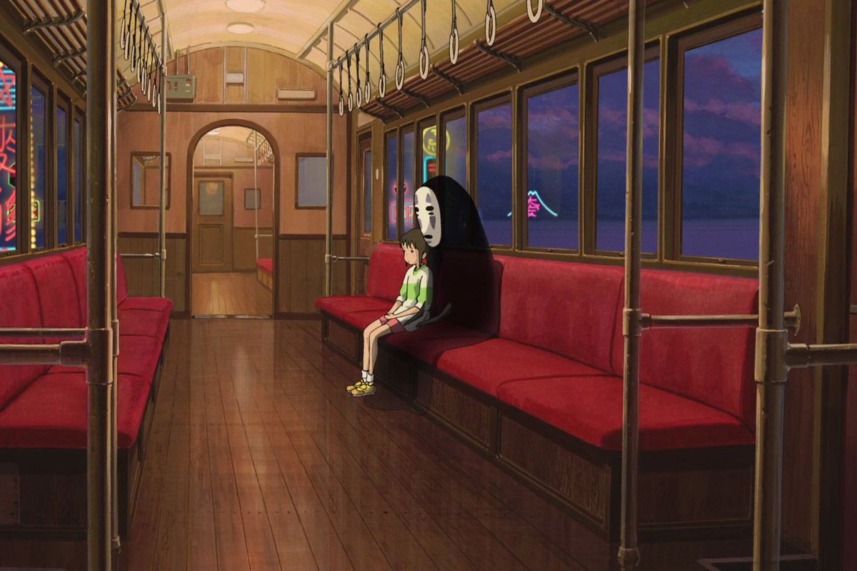 """Miyazaki on Spirited Away and explaining the concept of """"ma"""" to Roger Ebert"""