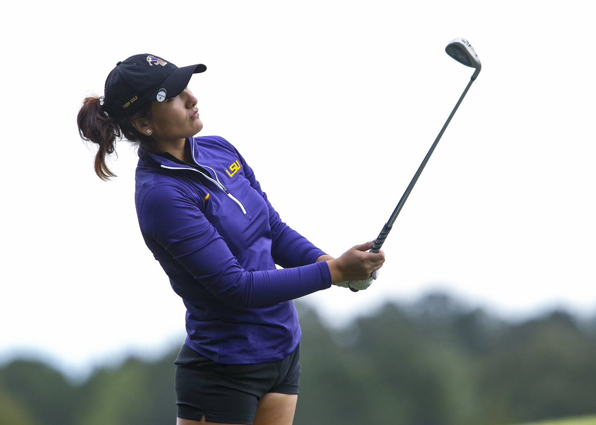 One day left at the @OrlAmateur   @LatannaStone is 1st at -6 heading into the final round! She tees off at 8:45 CT.   https://t.co/GwibhAlp6M https://t.co/WQFUpnAOmk