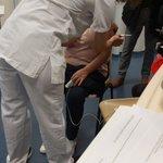 Lancement de la campagne de vaccination en Ille et Vilaine @CHURennes @ArsBretagne @MulliezS