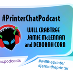 Image for the Tweet beginning: #PrinterChatPodcast: Getting Print Prepared for