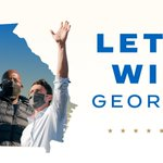 Image for the Tweet beginning: Georgia, this is it. Today