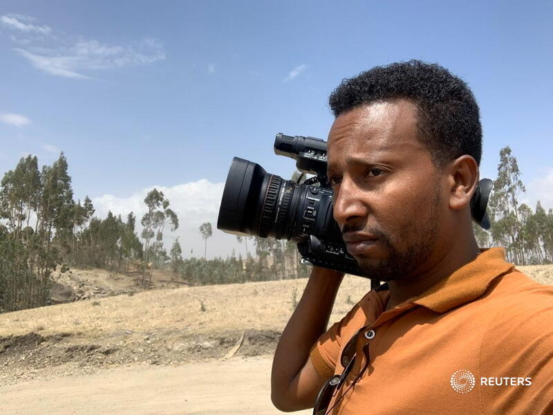 Ethiopian police released @Reuters cameraman Kumerra Gemechu after detaining him without charge for 12 days