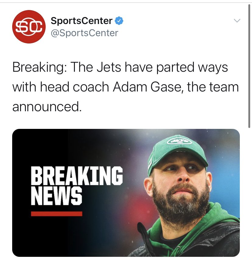 I never really paid attention to headlines until I started working in the media. This is another example of why representation matters off camera. Two teams parted ways with a coach, one team fired their coach. Notice a difference in the three?