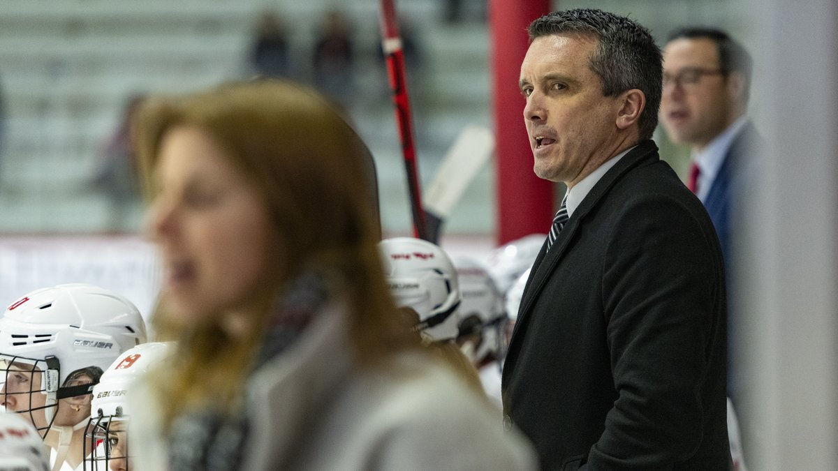 WIH: You've seen the roster pages filled with amazing student-athletes, now get to know our @CornellWHockey coaching staff, led by The Everett Family Head Coach of Women's Ice Hockey Doug Derraugh! #TeamTuesday #YellCornell   LINK: https://t.co/RwD87CIKQi https://t.co/xMOMzCdL9u