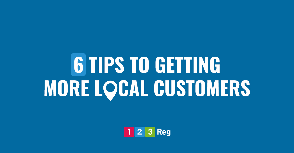 Now, more than ever, consumers are looking to #shoplocal. So help them find your #website with these 6 easy-to-implement tips. https://t.co/uQ1hApxPm8 https://t.co/qtqERdl7HA
