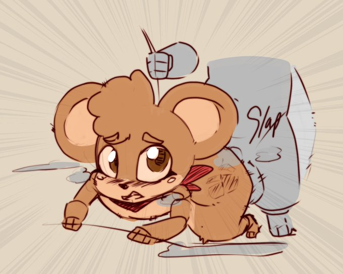 Mouse Bussy 🥴❤ https://t.co/XKpKvCnhyP
