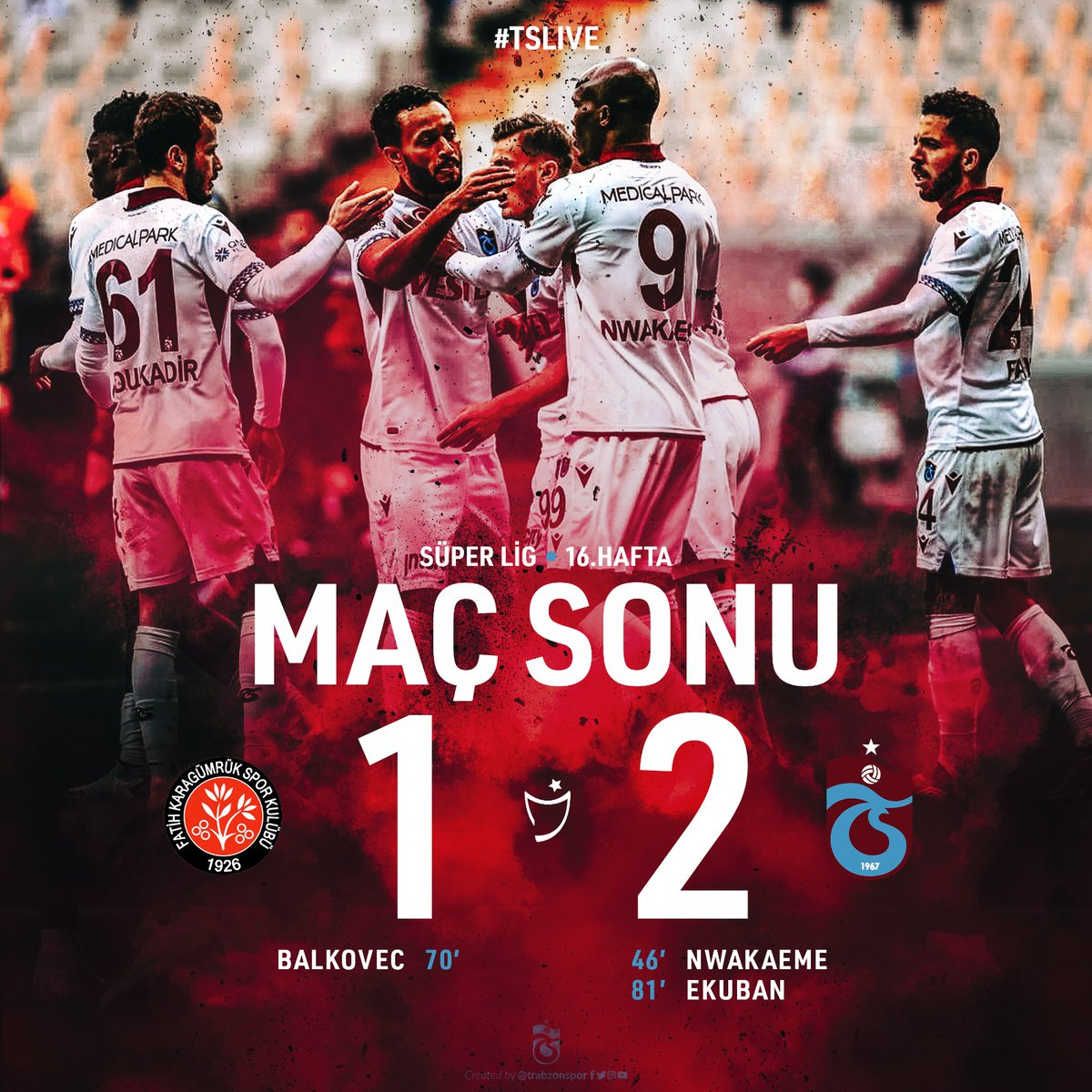 Trabzonspor on Twitter: