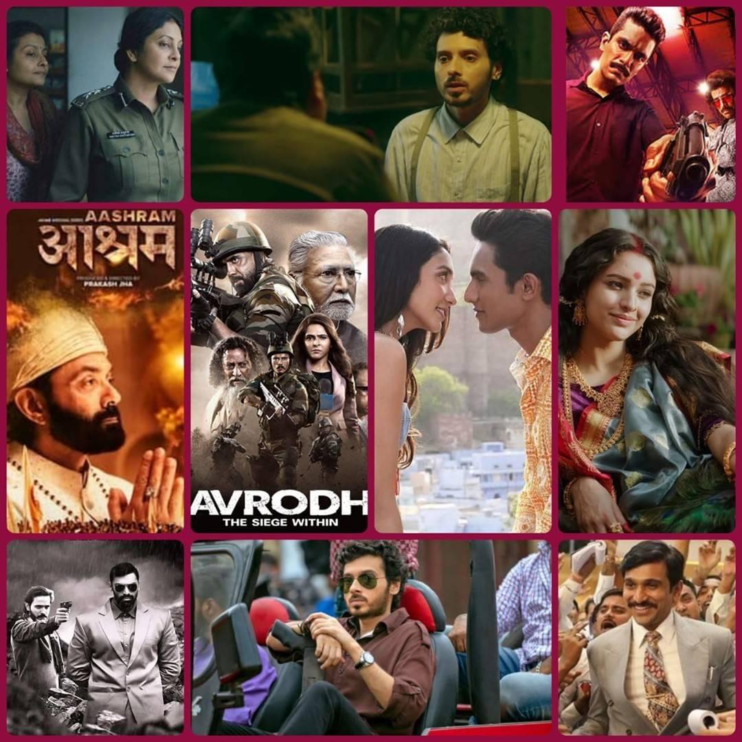 Comment your Top 3 Webseries ❤️🎶 . . #ThemeSong #ThemeSongs #SonyLivIndia #Scam1992 #SacredGames #NetflixIndia #MirzapurOnPrime #AmazonPrime #Asur #VootSelect #Gullak #BrokenButBeautiful #ALTBalaji #BandishBandits #MumBhai #TVFPitchers #Webseries #WebSeries2020 #IndianWebSeries