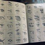 鬼滅の刃のキャラは全員目の描き方が違う?実際に模写した結果!