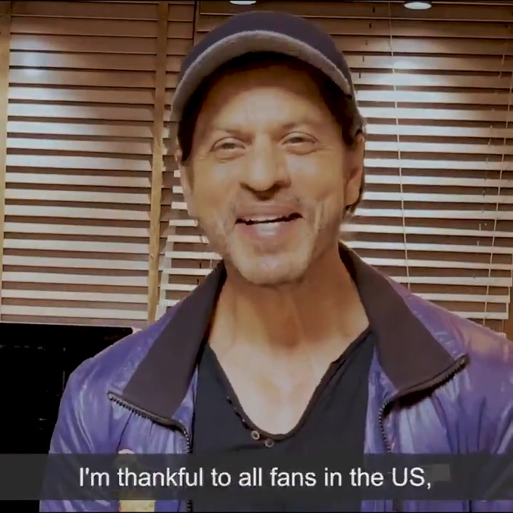 💫 What a message to start 2021!   Hear from the great #ShahRukhKhan as he speaks about the @KKRiders' investment in Major League Cricket  Looking forward to welcoming you to America soon @iamsrk!   #WeAreUSACricket🇺🇸