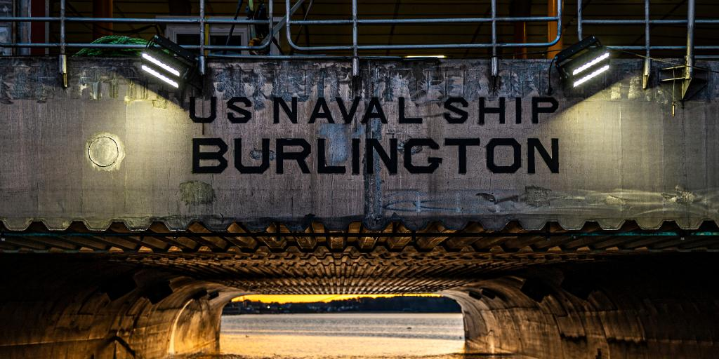 Warm Welcome  Marines with Special Purpose Marine Air-Ground Task Force - Southern Command prepare to debark #USNSBurlington at @jeb_lcfs after supporting the @usnavy expeditionary fast transport's deployment to the @NAVSOUS4THFLT area of operations.