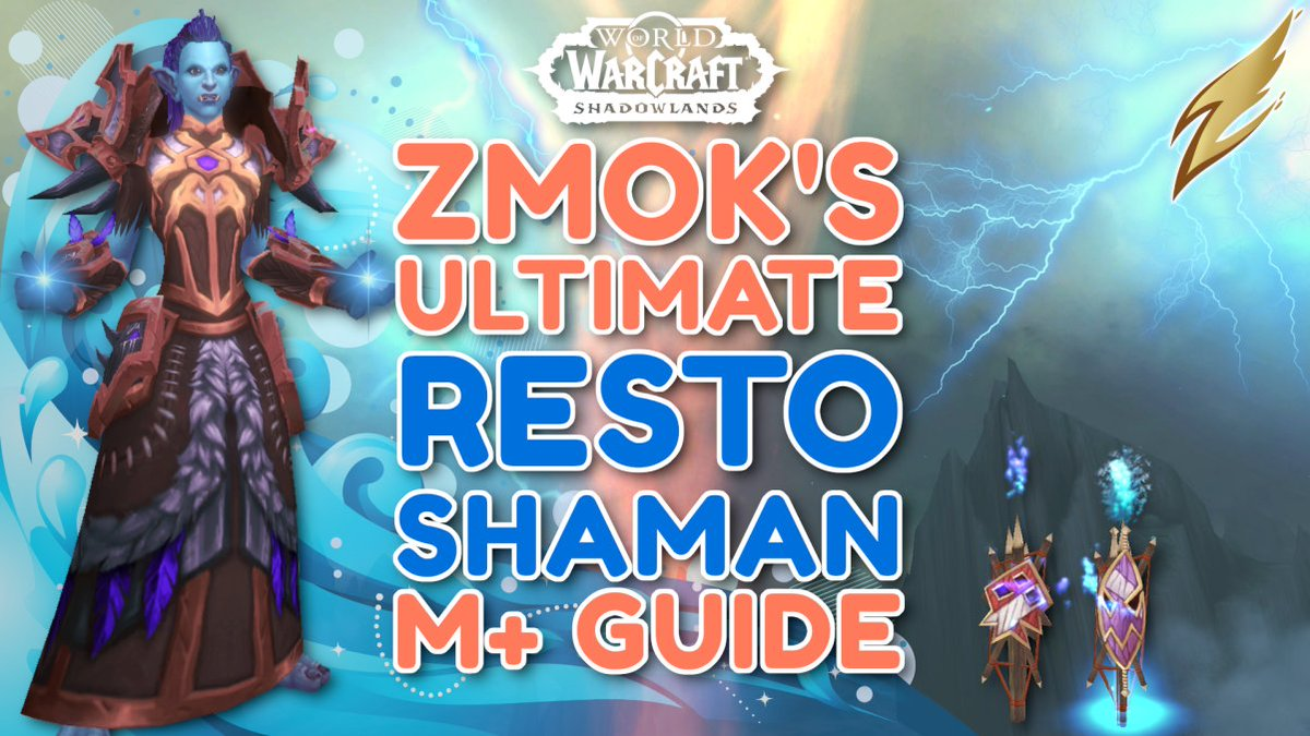 Shaman 3 resto WotLK [Guide]