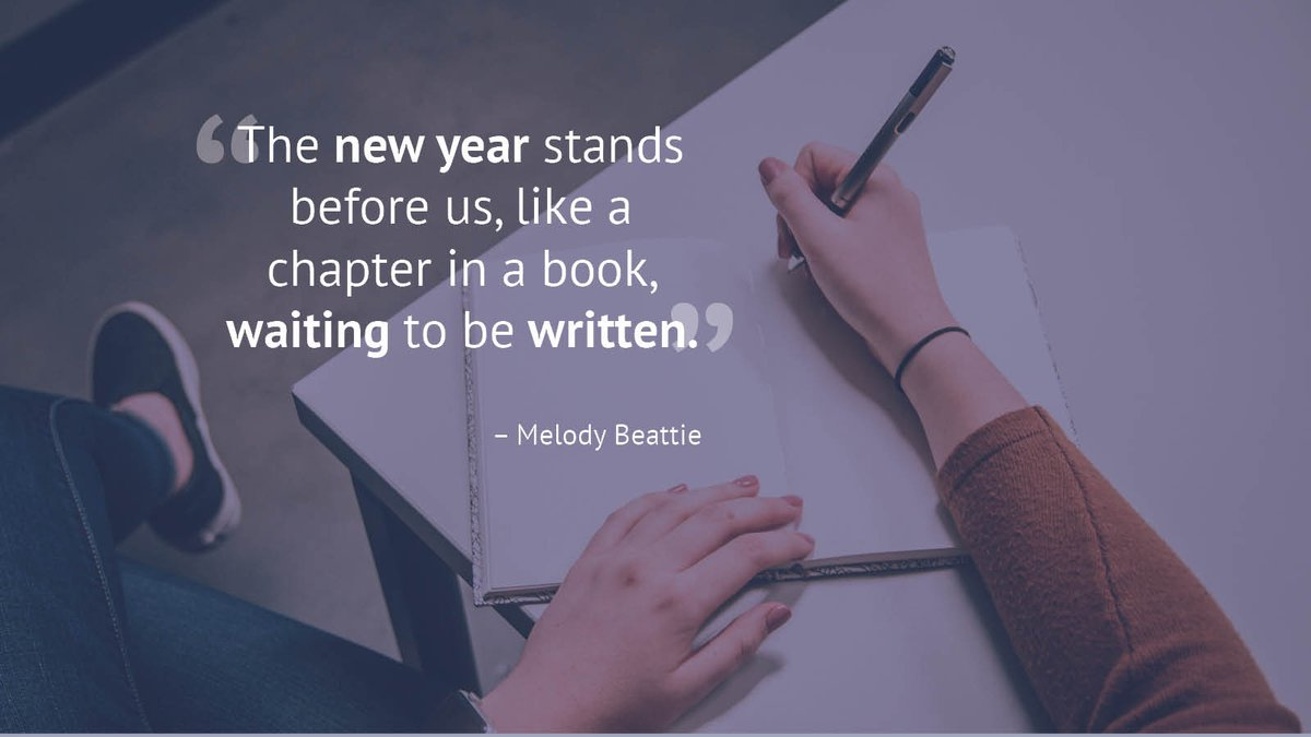 It's a new year and almost a new week, time to write that next chapter! Our #Tourism, #Hospitality and #FlightAttendant programs are all beginning this month, and we are excited to get started and see some new faces! Will you be joining us at CTC this year? #QOTD #NewBeginnings