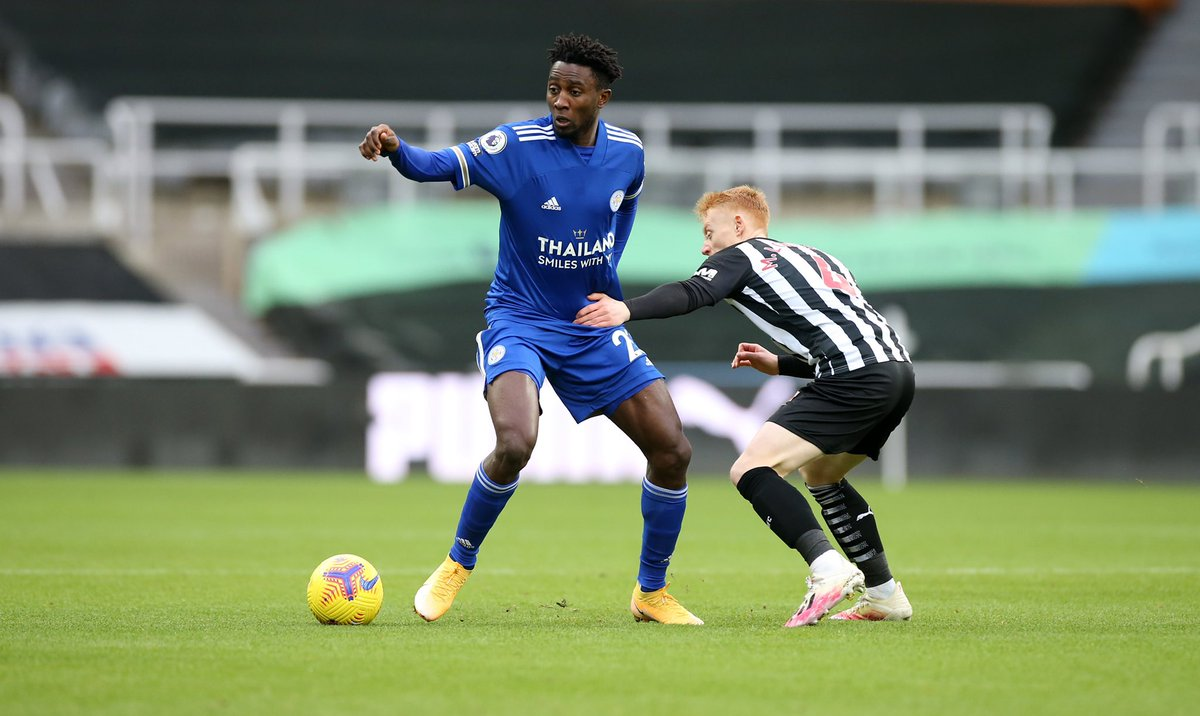 Replying to @Ndidi25: Great to start the year with a win 💙🦊