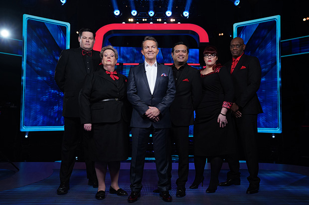 Beat The Chasers is back this week! The Beast, Governess, Sinnerman, Vixen & Dark Destroyer join forces again to create the greatest quiz team in the world. 1 by 1, contestants from across the UK try to win big money...but, can anyone #BeatTheChasers? Tonight at 9:00pm on @ITV