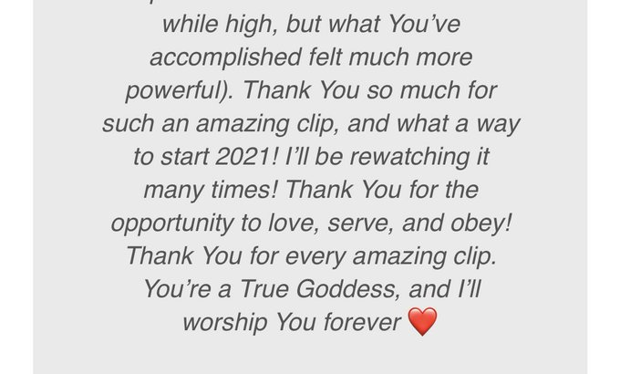 2 pic. Read this lovely tribute message... and then go experience what's described. ✨  Sunday is a day