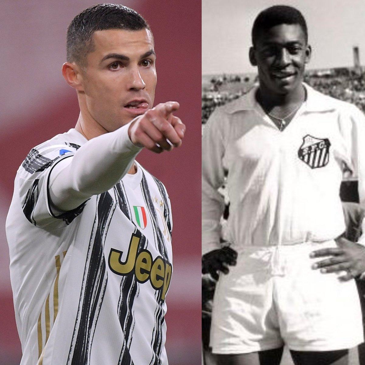Cristiano Ronaldo quebra o recorde de Pelé: Quantos gols ele marcou na carreira?