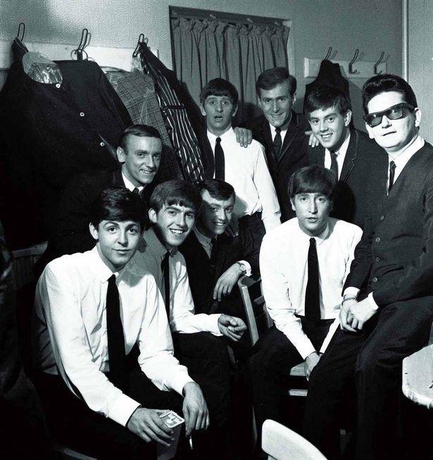 The Beatles Polska: Odszedł Gerry Mardsen